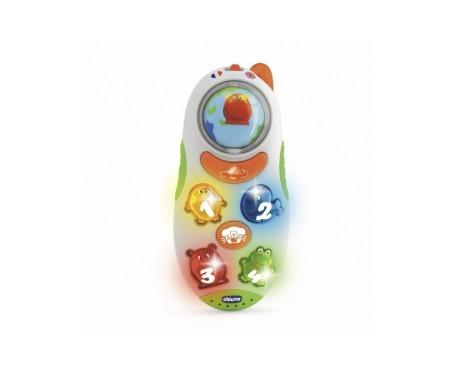 Chicco teléfono móvil parlanchín 1ud
