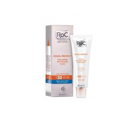 ROC® Soleil Protect fluido matificante SPF30 50ml