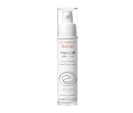 Crema ristrutturante antirughe Avène Physiolift day per pelle secca 30ml