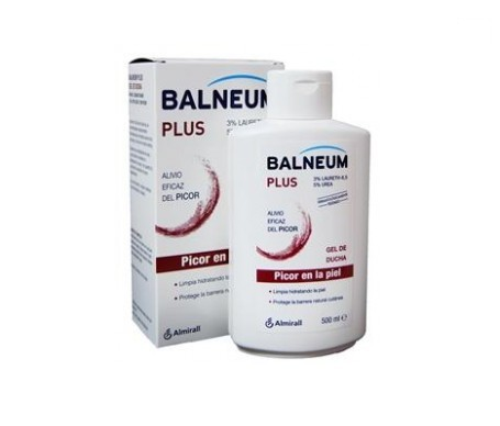 Balneum Plus gel ducha 500ml
