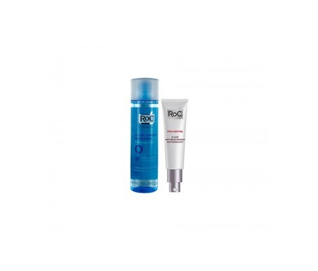Roc® Pro-Define fluido antiflacidez reafirmante 40ml + tónico perfeccionador 200ml