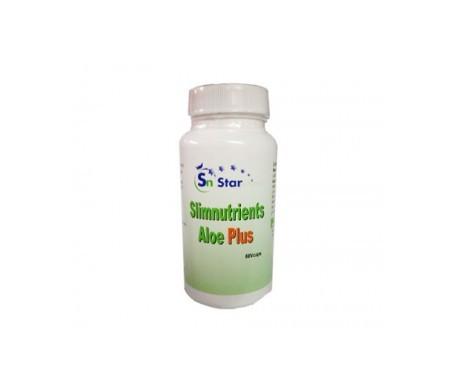 Slimnutrients aloe plus 60cáps