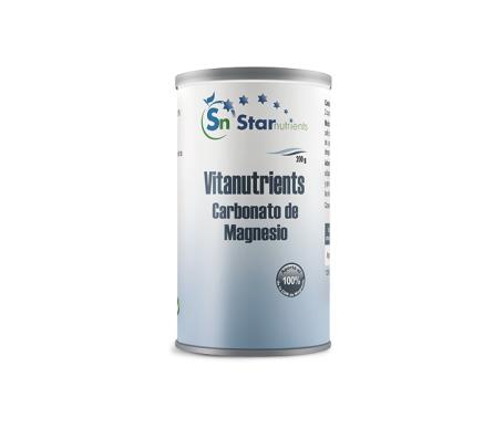 Vitanutrients Carbonato de Magnesio 200g