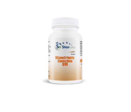 StarNutrients Vitanutrients Coenzima Q-10 30cáps