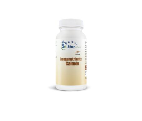 Star Nutrients Omeganutrients salmón 125 perlas