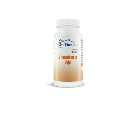 Star Nutrients Vitanutrients garlic 125 pearls