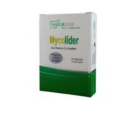 Naturlóder Mycolóder Mycolóder 30càps