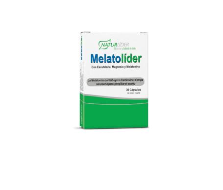 Natulíder Melatolíder 30cáps