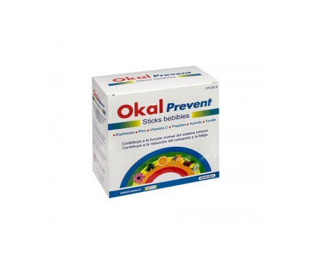 Okal Prevent Sticks 30 sobres