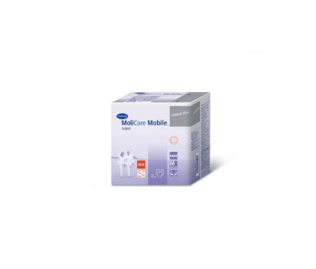 MoliCare Mobile Super talla media 14uds