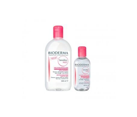 Bioderma Sensibio H2O 500ml + 250ml
