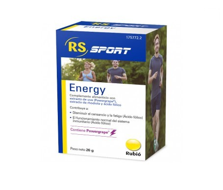 RS Sport Energy 30cáps