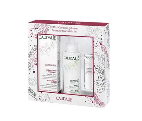 Caudalie Vinoource Cocoon Hydratant Cocoon Wine Box