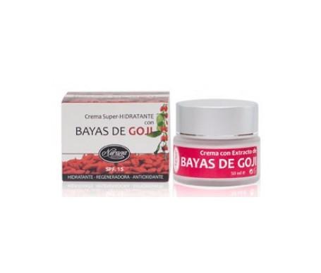 Nurana crema super-hidratante bayas de goji 50ml