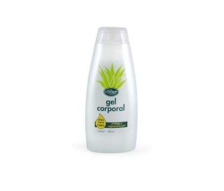 Nurana Körpergel Aloe Vera 100% 400ml