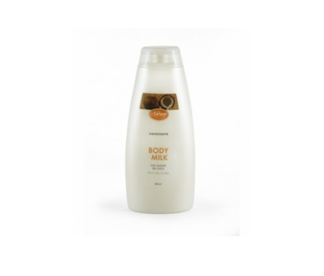 Nurana body milk con coco 400ml