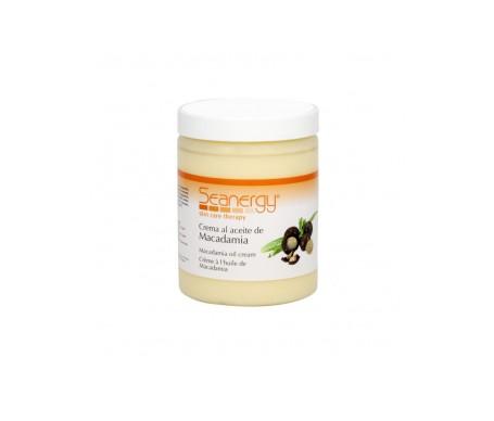 Seanergy crema aceite macadamia hidratante 300ml