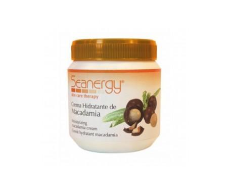 Seanergy crema aceite macadamia hidratante 500ml