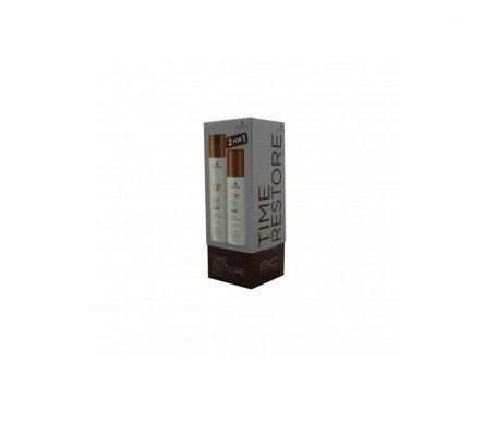 Schwarzkopf Bonacure champú Q10 250ml + Spray Rejuvenating 200ml