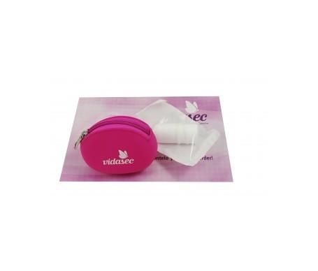 Vidasec tampón vaginal para incontinencia regular kit unitario
