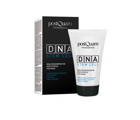 Postquam DNA Stem Cell Men crema antiestrés 50ml