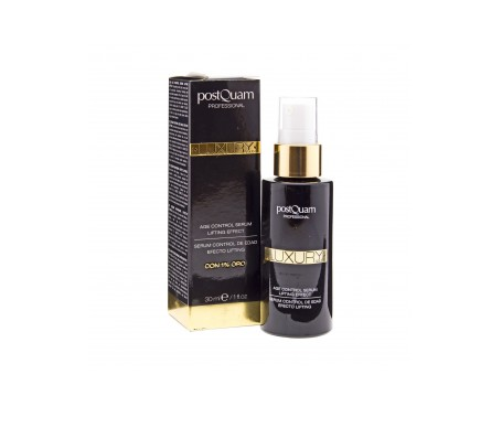 Postquam Luxury Gold sérum 30ml