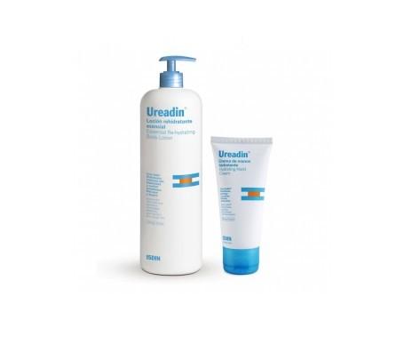 Ureadin® Hydration 10 loción piel seca 500ml + loción manos 50ml