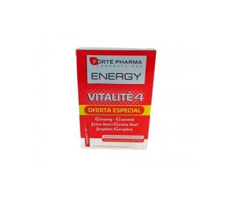 Forte Farma Energy Vitalité 4 10ud
