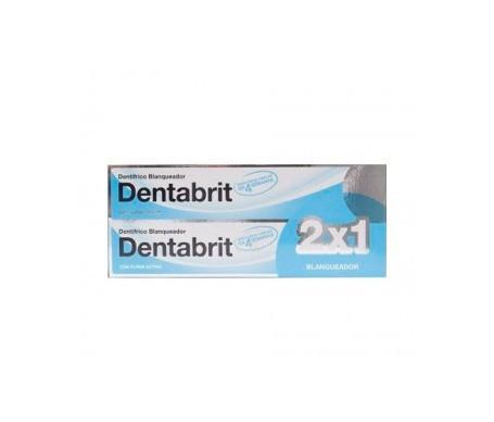 Dentabrit pasta blanqueadora 100ml+100ml