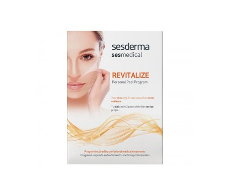 Sesderma Sesmedical Revitalize Personal Peel Program crema + toallitas