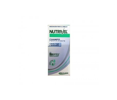 Nutrizione Biogenina Fortificante Shampoo 200ml