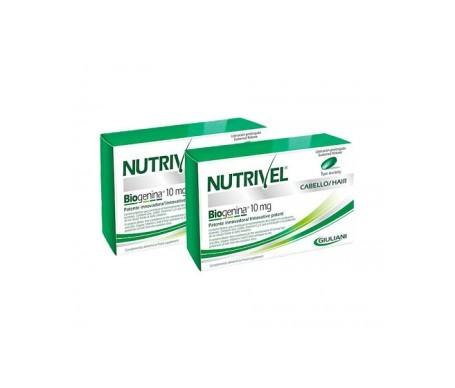 Nutrizione Biogenina Cura dei Capelli 2x30comp
