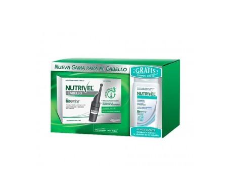 Nutrizione Biogenina 10amp + regalo Shampoo Fortificatore 200ml