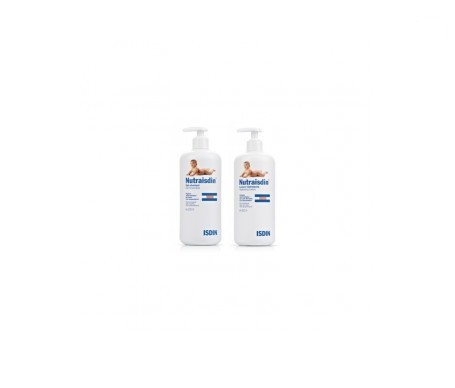 Nutraisdin gel-champú 500ml + loción hidratante 500ml
