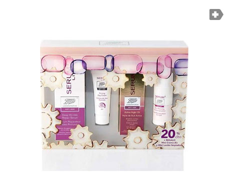 Serum7 Aceite Noche+serum Lift Box Pack 20% Dto Boots
