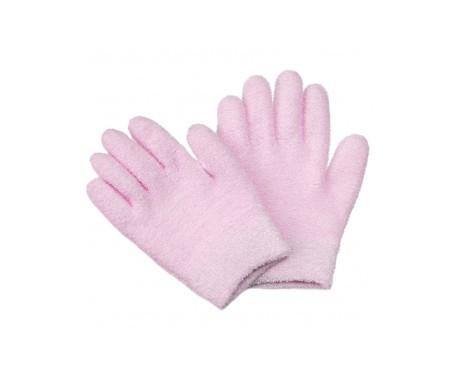 Beter guantes ultra-hidratantes de gel