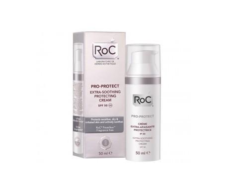 ROC® PRO-PROTECT crema protectora extra-reconfortante SPF50 50ml