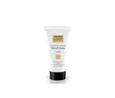 Beter Liquid Foundation Smooth Honey crema