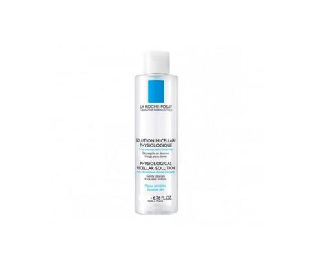 La Roche-Posay peau sensible micellaire eau micellaire ultra 100ml
