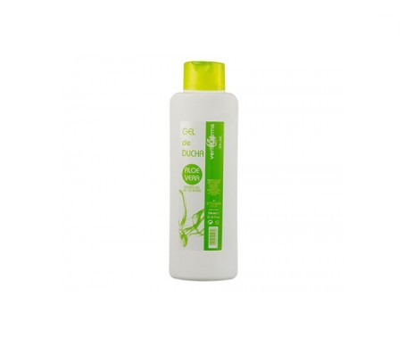 Verita Farma Spa Line gel de ducha con extracto de aloe vera 750ml