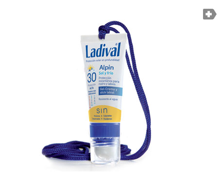 Ladival® Alpin Sol y Frío SPF30+ 20ml