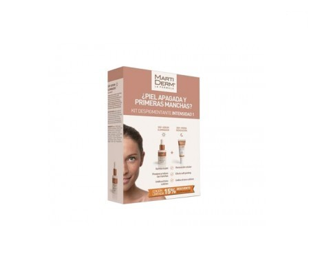 Martiderm® DSP kit despigmentante intensidad 1 primeras manchas