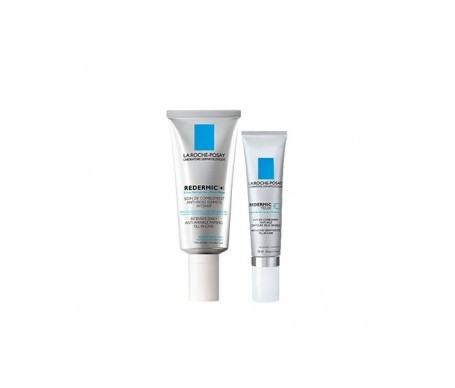 La Roche Posay Redermic C Ojos 15ml + Redermic C piel normal/mixta 40ml