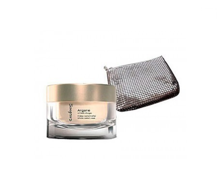 Galénic Argane night cream nourishing-active 50ml + toiletry bag GIFT