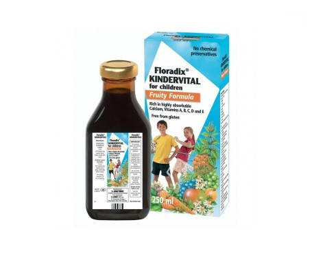 Floradix Kindervital™ Fruity 250 ml