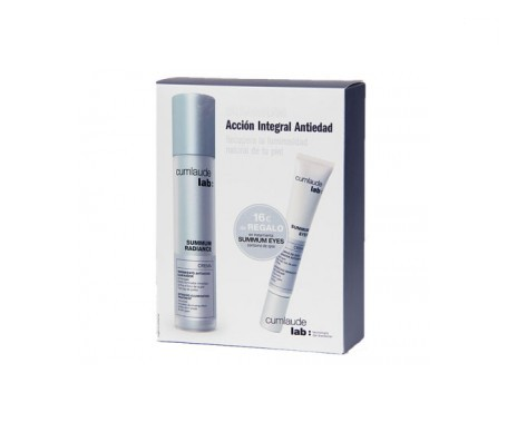 Cumulaude Summum crema radiante 40ml + occhi Summum 7ml