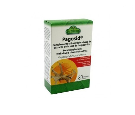 Pagosid® 80comp