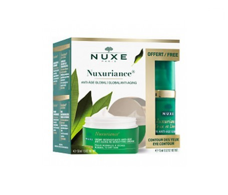 Nuxe Pack Nuxuriance crema día 50ml + REGALO