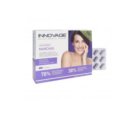 Innovage® Pack Manchas UV X 2x30cáps
