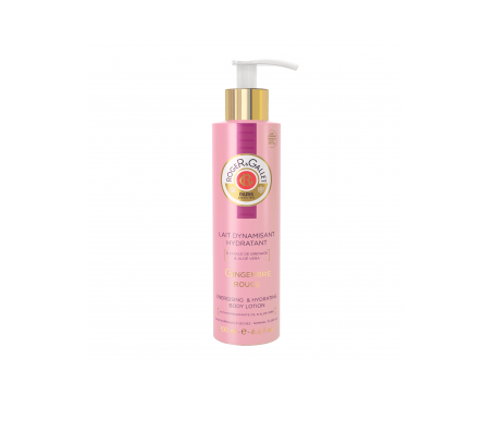 Roger&Gallet Gingembre Rouge leche corporal 200ml
